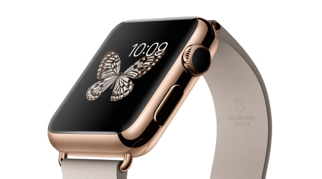 Apple s watch event can the company scale luxury heights next conference for Rose gold apple watch