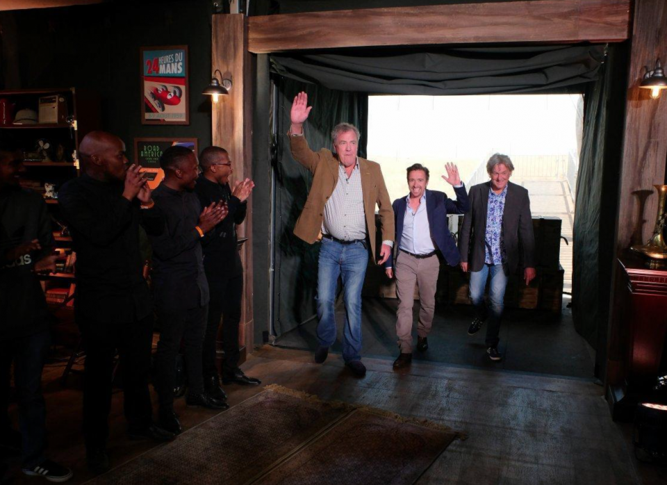 Grand Tour Streaming >> The Grand Tour Marks Streaming Tv Hitting The Big Time