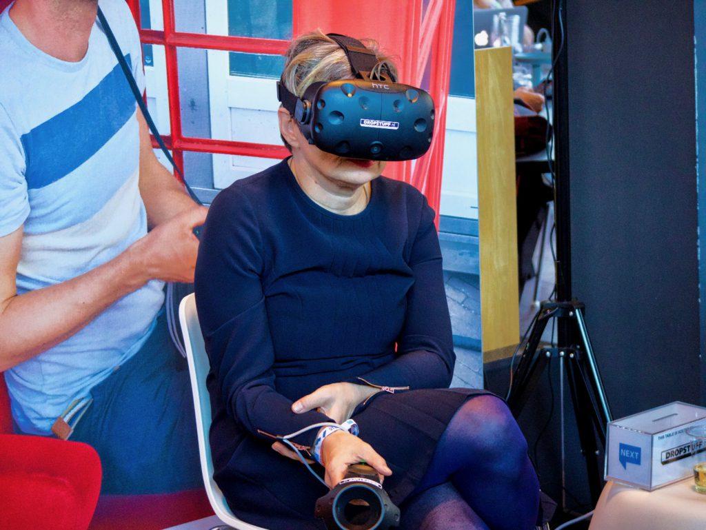 VR at NEXT16