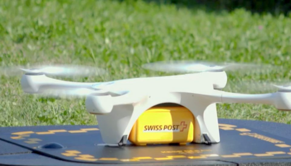 Drones in use: the hospital sample shuttle | NEXT Conference