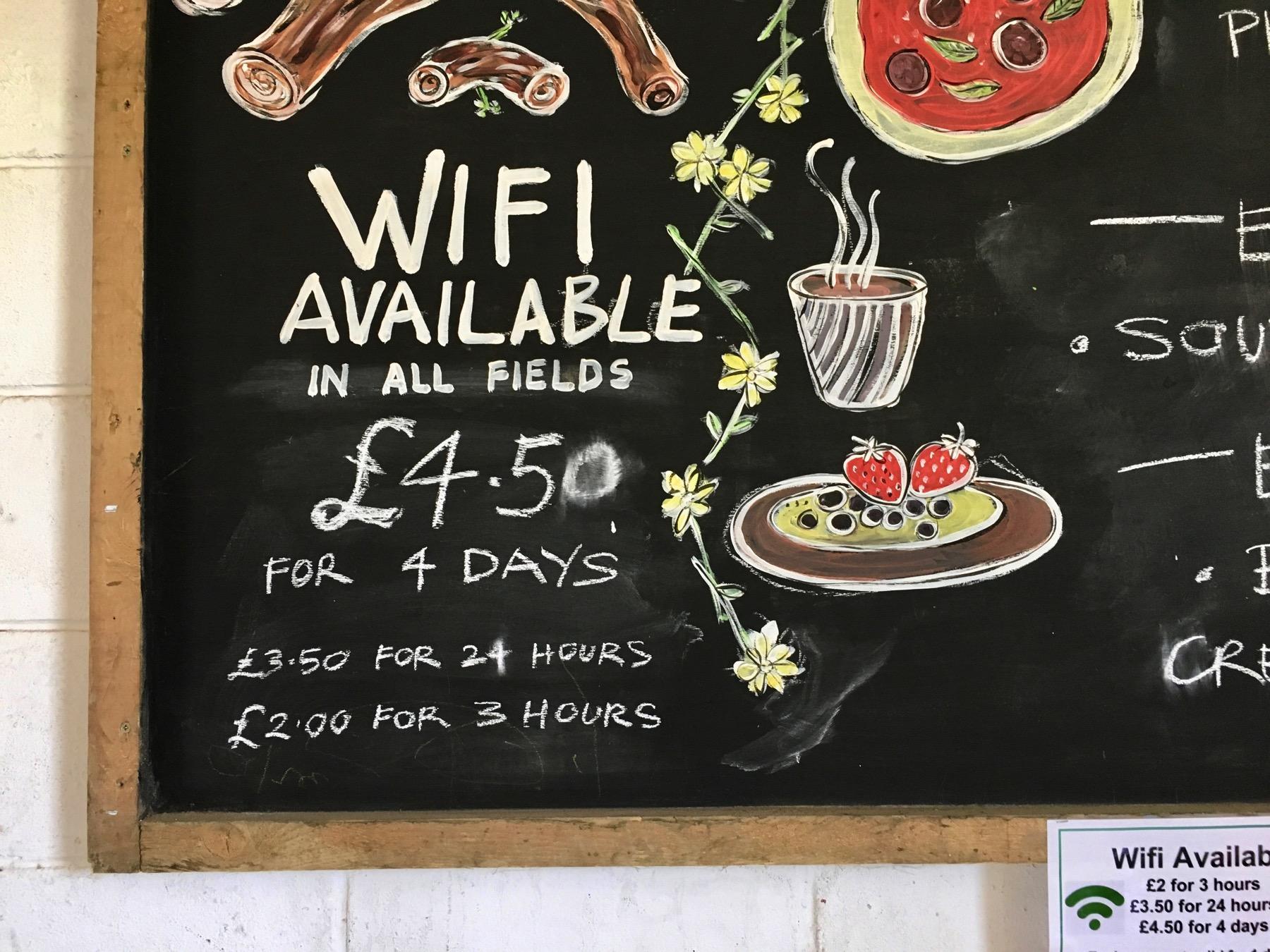 WiFi in all fields