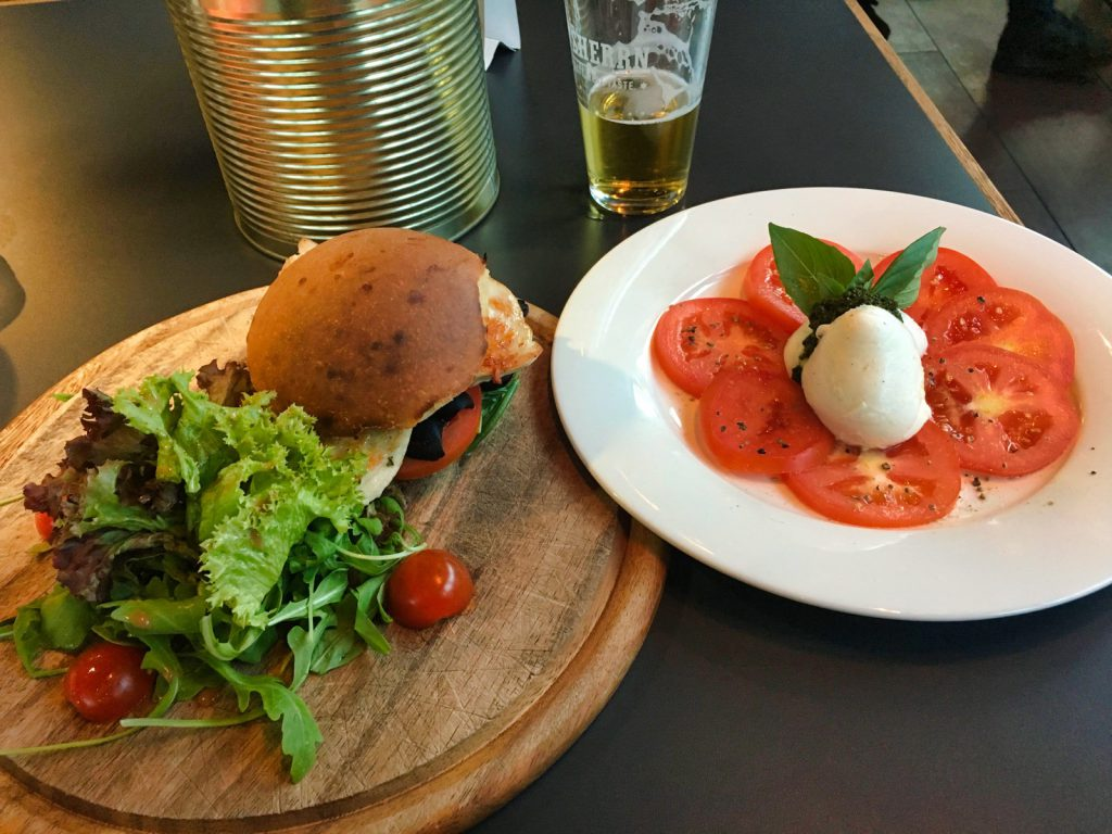 Hamburg hamburger