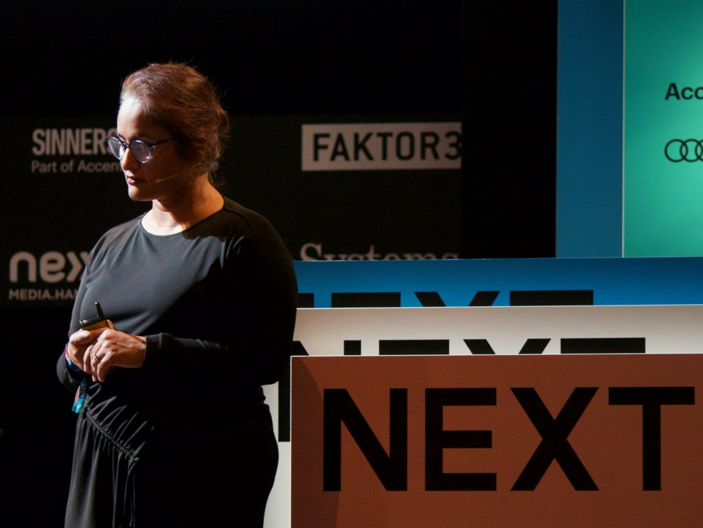 Jaya Baloo talks open book at NEXT18