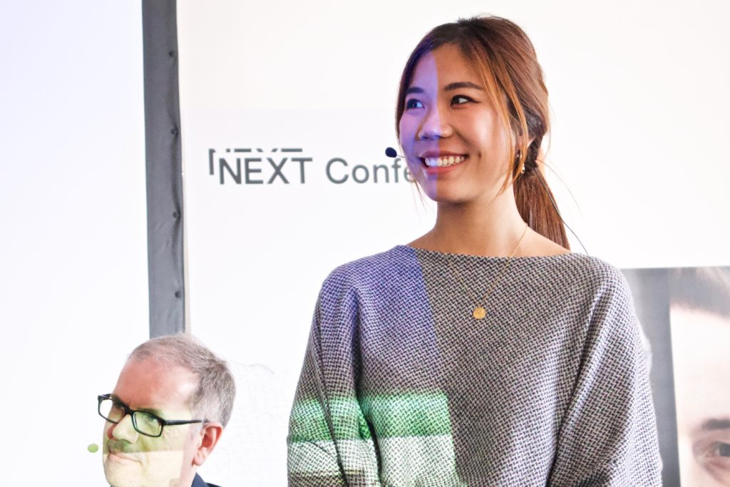 Kathleen Cheng at NEXT19