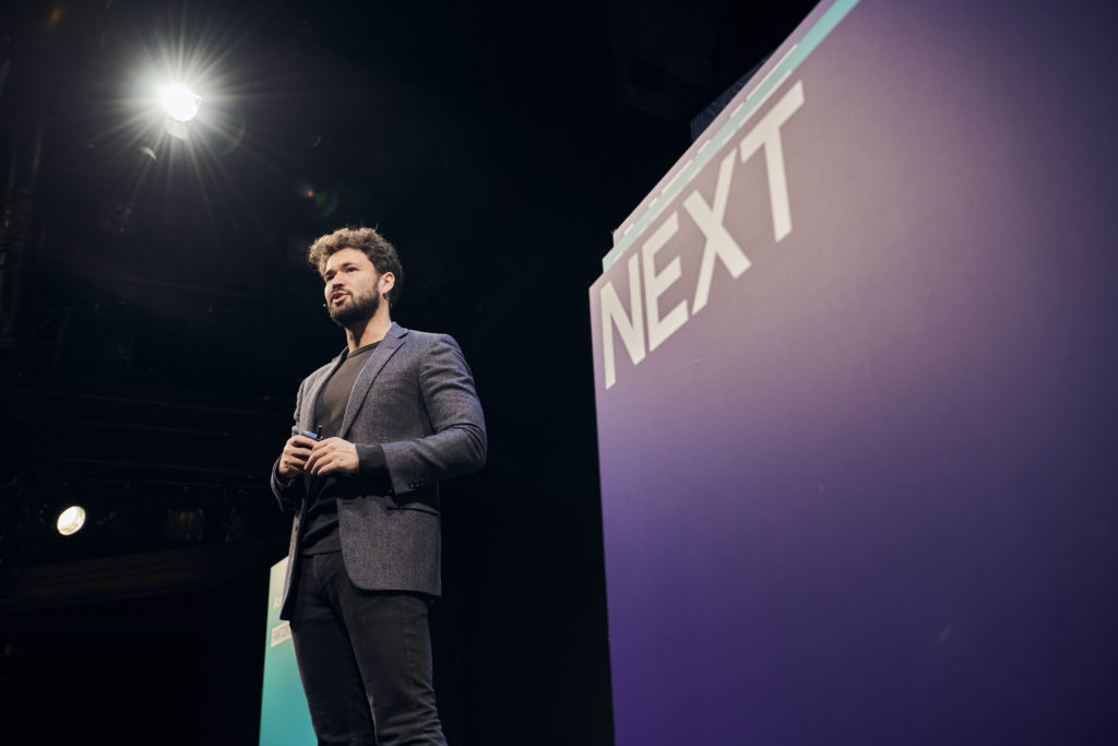 Jamie Susskind at NEXT19